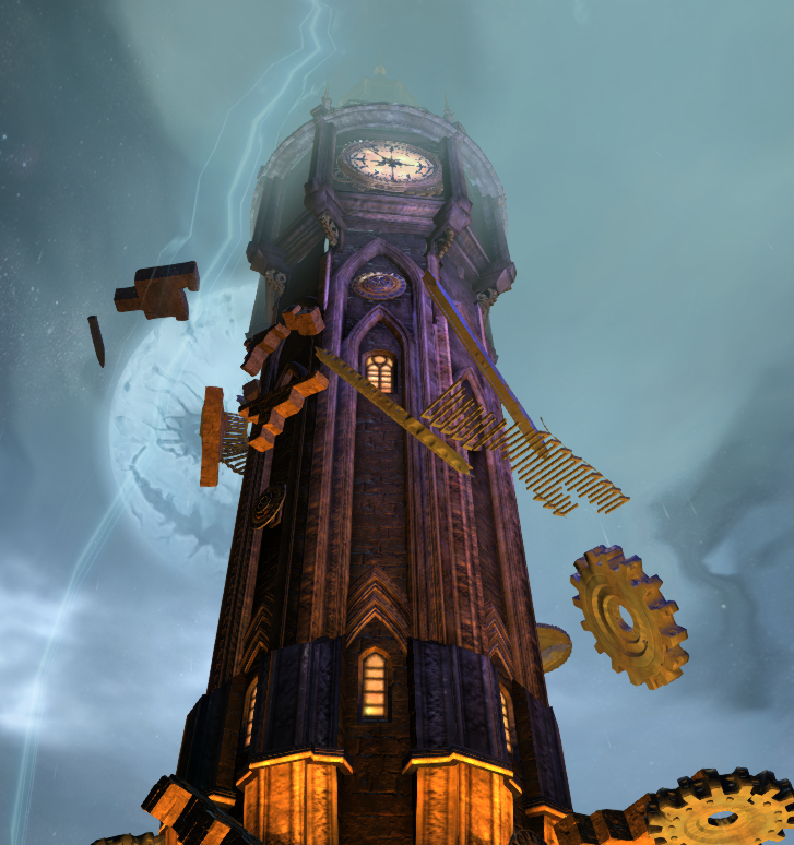 Mad King's Clock Tower