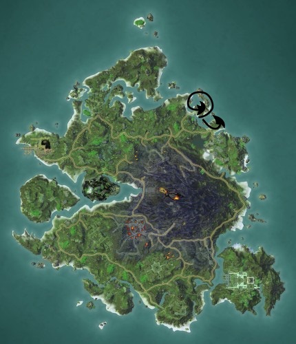 Mining silver ore wow map locations