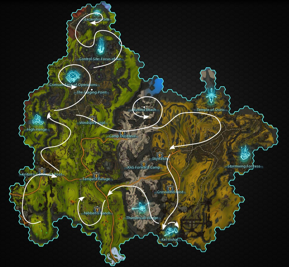 accelerated relic nodes galeras